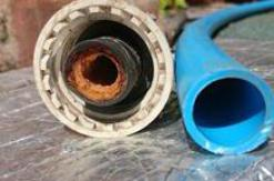 Replace Water Supply Pipe