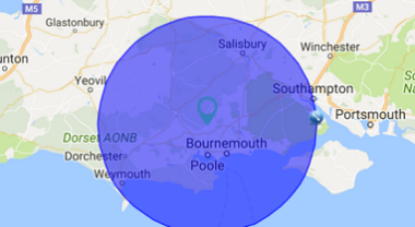 Dorset Water Solutions Service Area